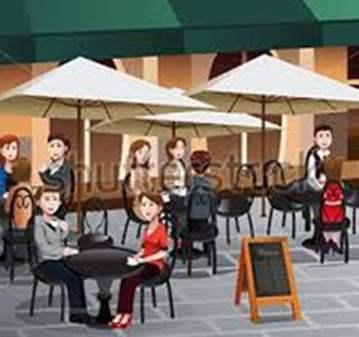 REUNIÓN: UN CAFÉ EN BUENA COMPAÑÍA