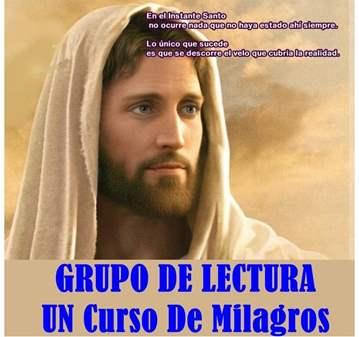 REUNIÓN: UN CURSO DE MILAGROS APLICACIÓN PRÁCTICA