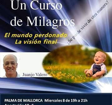 CONFERENCIA: UN CURSO DE MILAGROS:EL MUNDO PERD...