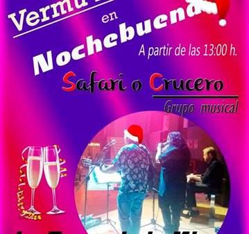 EVENTO: VERMÚ-CONCIERTO DE NOCHEBUENA