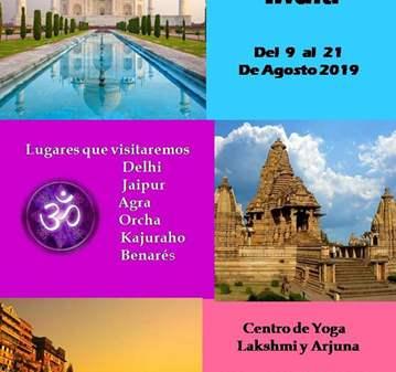 VIAJE A INDIA DEL 9 AL 21 DE AGOSTO 2019