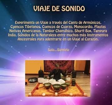 CONCIERTO: VIAJE DE SONIDO CON MÚLTIPLES INSTRU...