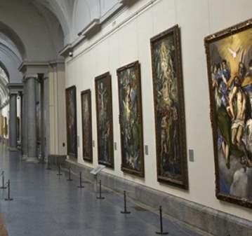 VISITA GUIADA MUSEO DEL PRADO: EL GRECO