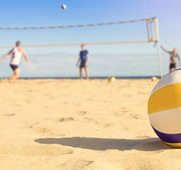 JORNADA: VOLEY PLAYA EN ROSES