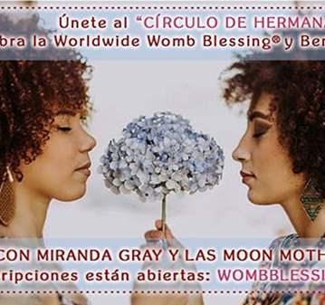 WORLDWIDE WOMB BLESSING® (BENDICIÓN MUNDIAL ÚTERO)