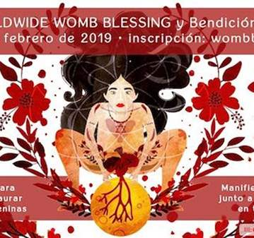 WORLDWIDE WOMB BLESSING® (BENDICIÓN MUNDIAL ÚTERO)