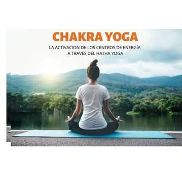 CLASE: YOGA ACTIVACION DEL 2DO CHACRA CON  HATH...