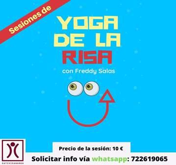 SESIÓN: YOGA DE LA RISA / RISOTERAPIA