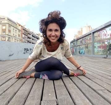 CLASE: YOGA EN FEMENINO AL AIRE LIBRE