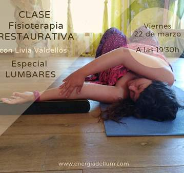 CLASE: FISIOTERAPIA RESTAURATIVA - ESPECIAL LUM...