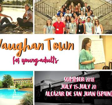 EXCURSIÓN: YOUNG ADULT VAUGHANTOWN (AGES 18- 26)