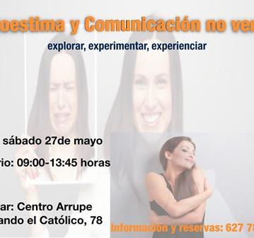 TALLER: AUTOESTIMA Y COMUNICACIÓN NO VERBAL
