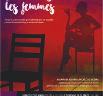 CURSO: CABARET  LES FEMMES