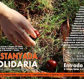 EVENTO: CASTAÑADA SOLIDARIA
