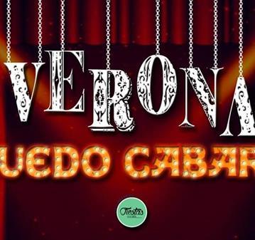 EVENTO: CENA DE MISTERIO - CLUEDO CABARET VERONA