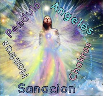 TALLER: CHAKRAS,ÁNGELES,PÉNDULO,MANTRA, SANACION Y ARMONIA