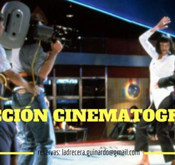 CLASE ABIERTA DE DIRECCIÓN CINEMATOGRÁFICA