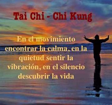 CLASE DE CHI KUNG Y TAI CHI CHUAN