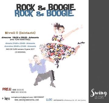 CURSO: CLASE DE PRUEBA CURSO ROCK & BOGGIE INICIACIÓN