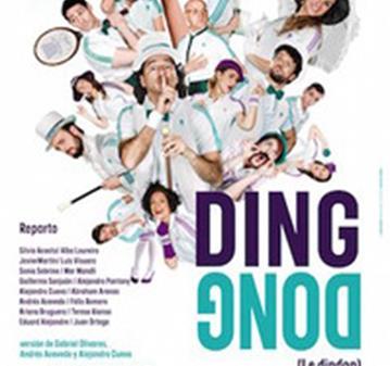 COMEDIA AL AIRE LIBRE: DING DONG