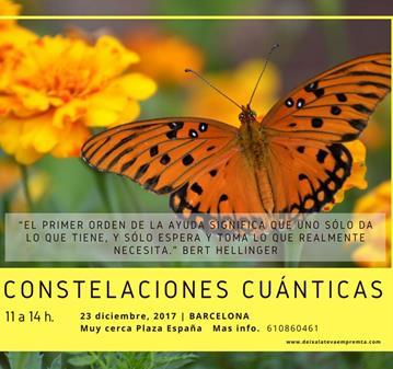 TALLER: CONSTELACIONES CUÁNTICAS