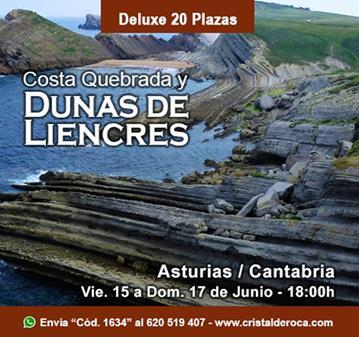 VIAJE: COSTA QUEBRADA Y DUNAS DE LIENCRES