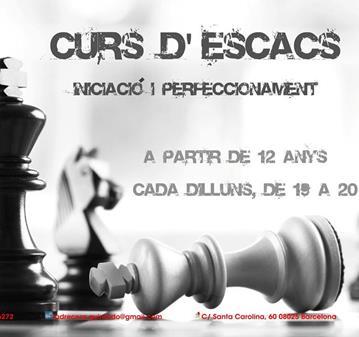 CURSO: CURS D'ESCACS