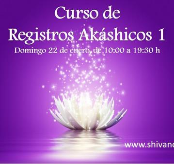 CURSO DE REGISTROS AKÁSHICOS NIVEL 1