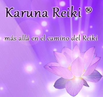 CURSO: KARUNA REIKI - PRIMER NIVEL