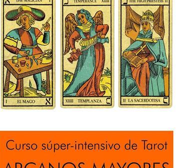 CURSO SUPER-INTENSIVO DE TAROT ARCANOS MAYORES
