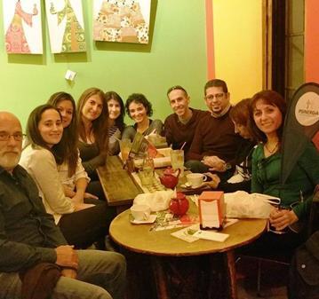 REUNIÓN: ENCUENTRO COACHING EN CAFÉ CON LIBROS, MÁLAGA