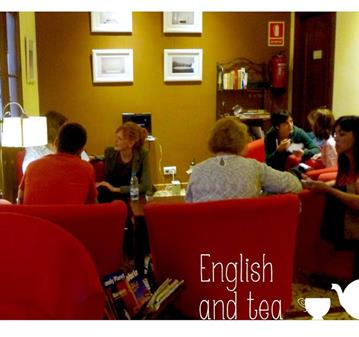 CLASE: ENGLISH & TEA -PRIMERA CLASE 5€ (NIVEL INTERM)