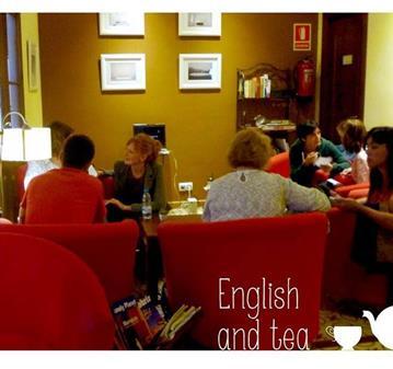 CLASE: ENGLISH & TEA - PRIMERA CLASE 5€ (NIVEL BASICO)