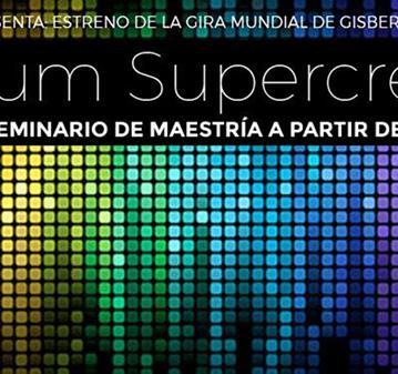 SEMINARIO: ESTRENO MUNDIAL: QUANTUM SUPERCREATION BARCELONA