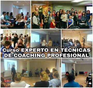 CURSO: EXPERTO EN TÉCNICAS DE COACHING PROFESIONAL