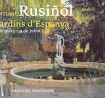 SALIDA: EXPOSICIÓ SANTIAGO RUSIÑOL + MUSEU DEL MODERNISME