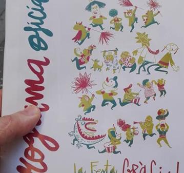 FIESTA: FESTES DE GRÀCIA 2018, VISTA CARRERS I HAVANERES