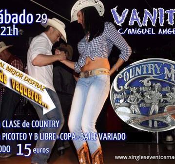 FIESTA VAQUERA+CLASE COUNTRY+B LIBRE+CATERING+COPA