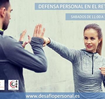 DEFENSA PERSONAL/SELF DEFENSE EN EL RETIRO
