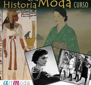CURSO: HISTORIA DE LA MODA