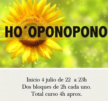 CURSO: HO OPONOPONO