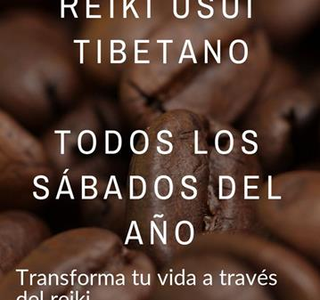 CURSO: INICIACIÓN DE REIKI USUI TIBETANO I