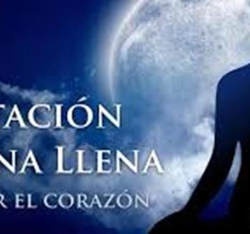 EVENTO: MEDITACIÓN LUNA LLENA