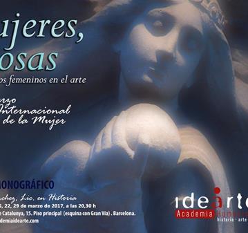 CURSO: MUJERES, DIOSAS Y ARQUETIPOS FEMENINOS EN EL ARTE