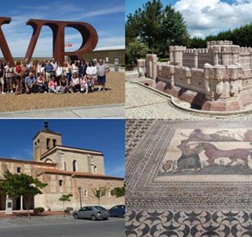 EXCURSIÓN: MUSEO VILLAS ROMANAS, OLMEDO Y EL PARQUE  MUDÉJAR