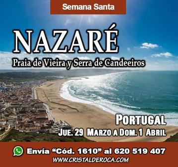 VIAJE: NAZARÉ DELUXE, PRAIA VIEIRA Y SERRA DE CANDEEIROS