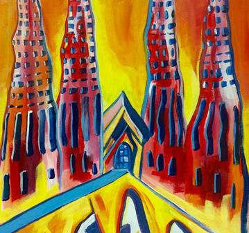 EVENTO: PAINTING AND WINE NIGHT