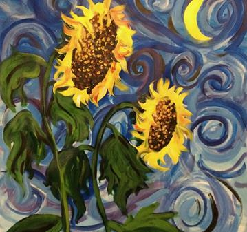 EVENTO: PAINTING AND WINE POP-UP AT ESPAI EGG