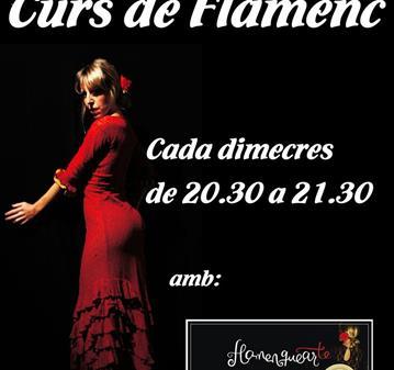 CLASE: CLASSE DE FLAMENC