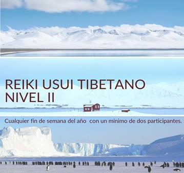 CURSO: REIKI USUI TIBETANO II
